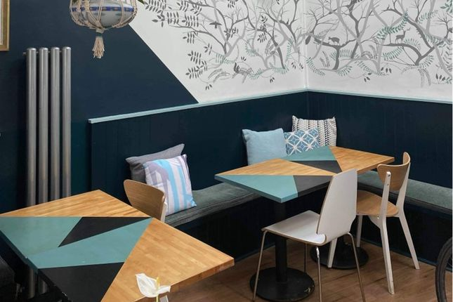 Thumbnail Restaurant/cafe for sale in Marchmont Road, Edinburgh