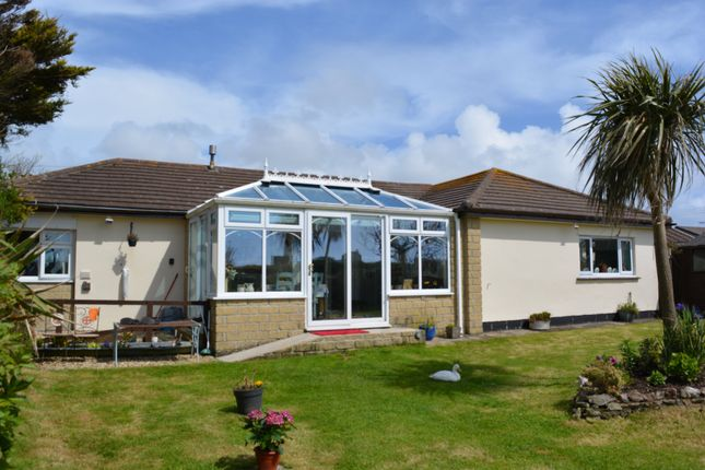 Thumbnail Detached bungalow for sale in Botallack, St. Just, Cornwall