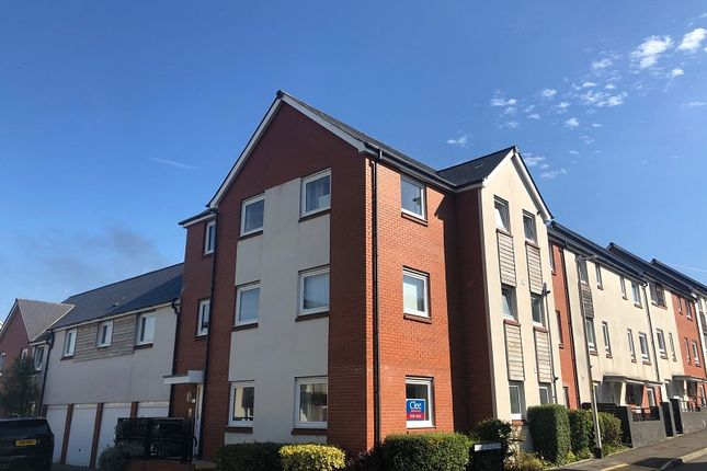 Thumbnail Flat for sale in Phoebe Road, Copper Quarter, Pentrechwyth, Swansea, City And County Of Swansea.