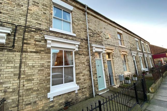Thumbnail Terraced house for sale in Milton Street, Saltburn-By-The-Sea