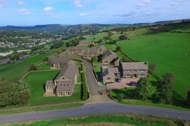 Thumbnail Detached house for sale in Brow Lane, Holmfirth