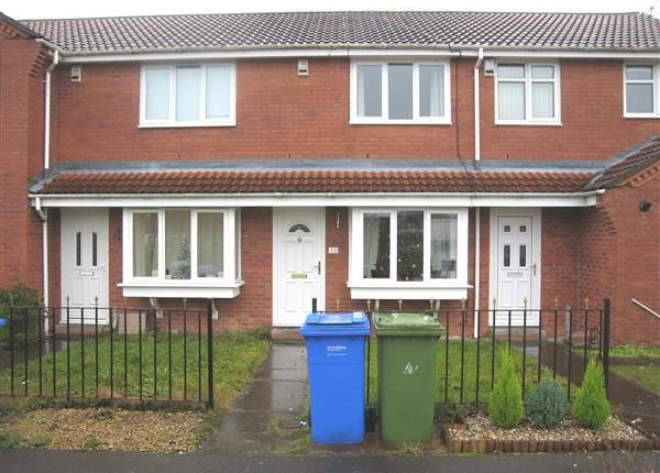 Thumbnail Terraced house to rent in Drybeck Court, Eastfield Vale, Cramlington