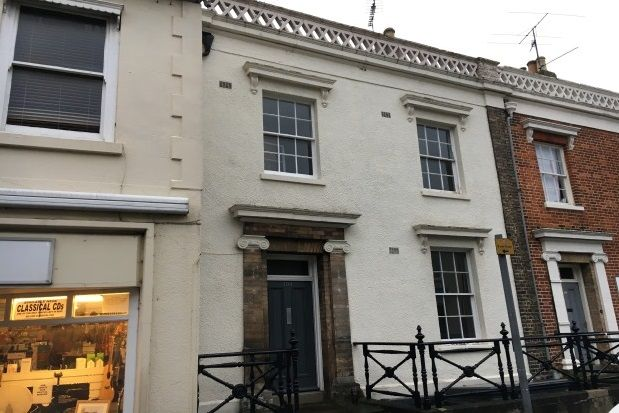 Thumbnail Property to rent in Risbygate Street, Bury St. Edmunds