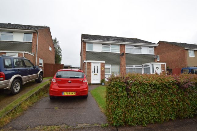 Semi-detached house for sale in Orchard Way, Knebworth, Hertfordshire