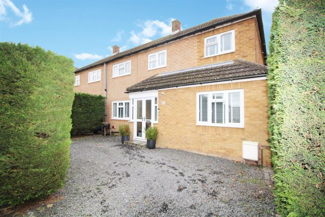 Semi-detached house for sale in Ranskill Road, Borehamwood