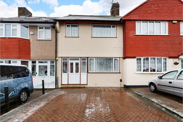 4 bed terraced house for sale in Bramdean Crescent, London