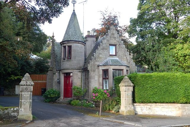Thumbnail Detached house for sale in Abbotsford Road, Galashiels