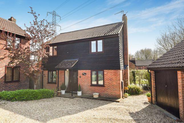 Thumbnail Detached house for sale in Broadhurst Grove, Lychpit, Basingstoke