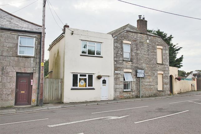 Thumbnail Semi-detached house to rent in Fair Street, St Columb Major, Cornwall