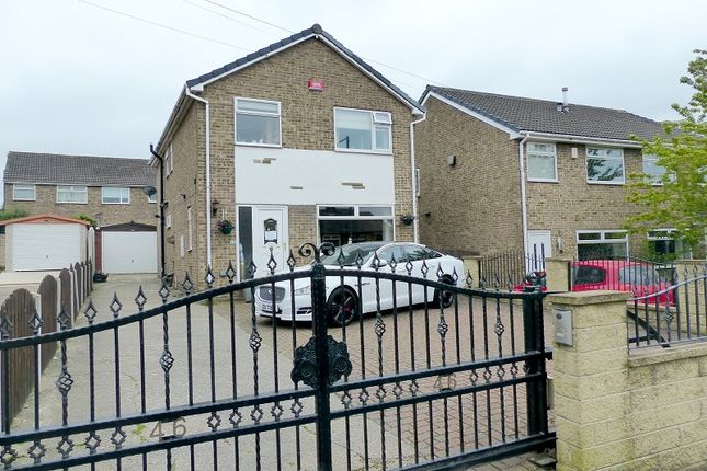 Thumbnail Detached house for sale in Leeds Old Road, Heckmondwike, West Yorkshire.
