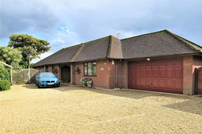 Thumbnail Bungalow for sale in Highlands Road, Barton On Sea, New Milton