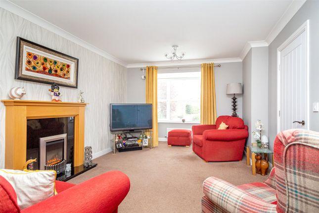 Lounge of Highfield Grove, Bubwith, Selby YO8