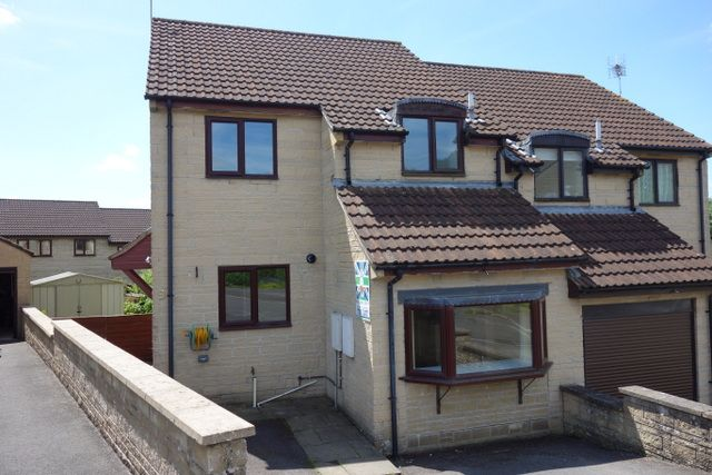 Semi-detached house to rent in Townsend Close, Bruton, Somerset