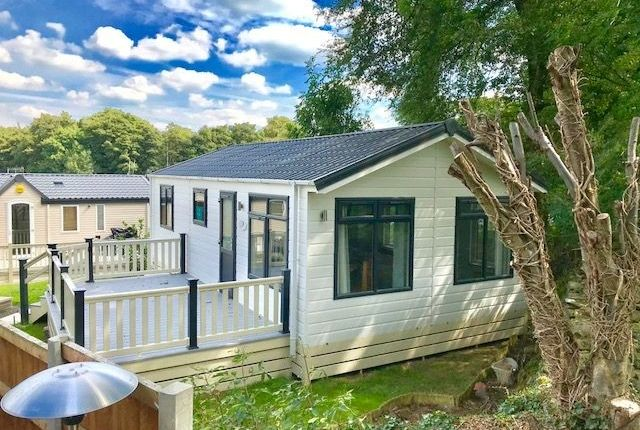 Thumbnail Lodge for sale in Crook O Lune Caravan Park, Caton Road, Lancaster, Lancashire