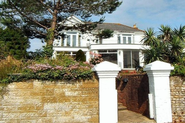 Thumbnail Property for sale in The White Villa, The Bay, Shanklin