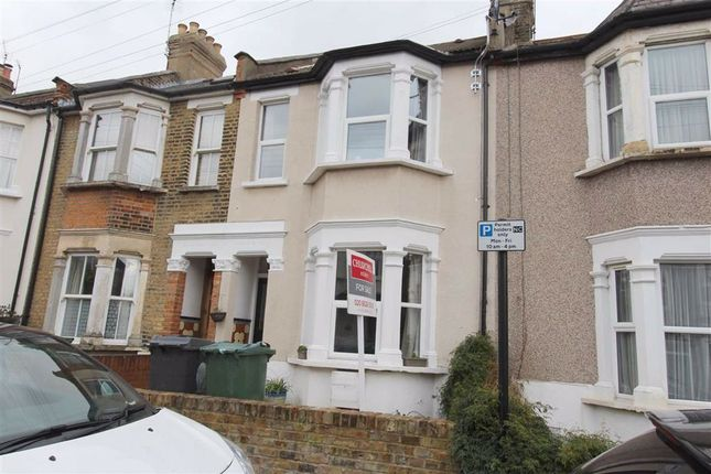 Thumbnail Terraced house for sale in Connaught Road, North Chingford, London