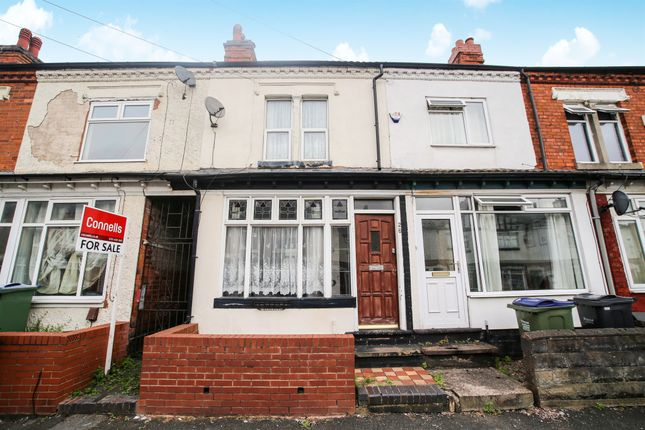 Terraced house for sale in Reginald Road, Bearwood, Smethwick