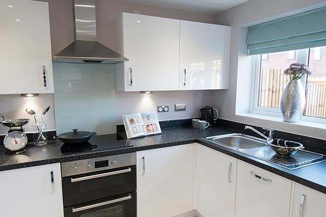 """3 bedroom property for sale in """"The Leathley"""" at Little Eaves Lane, Stoke-On-Trent"""