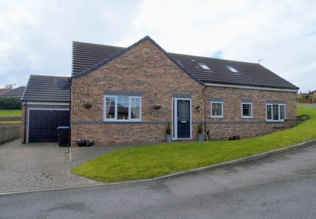 Thumbnail Detached house for sale in Westerton View, Coundon, Bishop Auckland