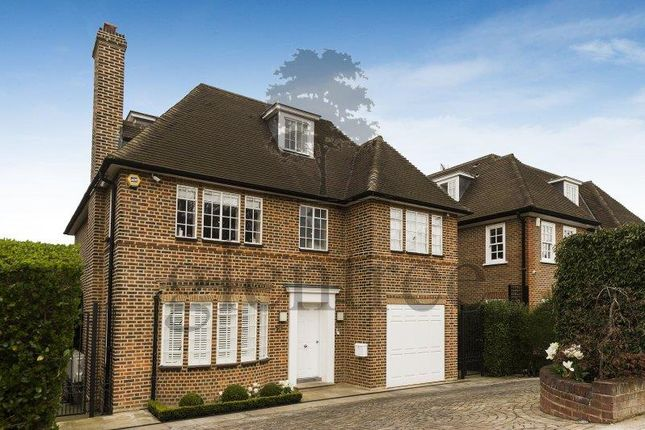 Thumbnail Detached house to rent in Church Mount, Hampstead Garden Suburb