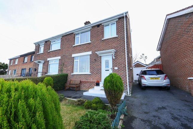 Thumbnail Semi-detached house for sale in Gilnahirk Avenue, Belfast