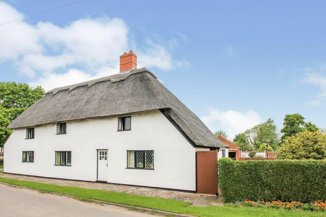 Thumbnail Detached house for sale in Ingham Road, Stow, Lincoln