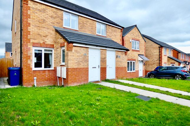 Semi-detached house for sale in Priory Park Close, Barnsley