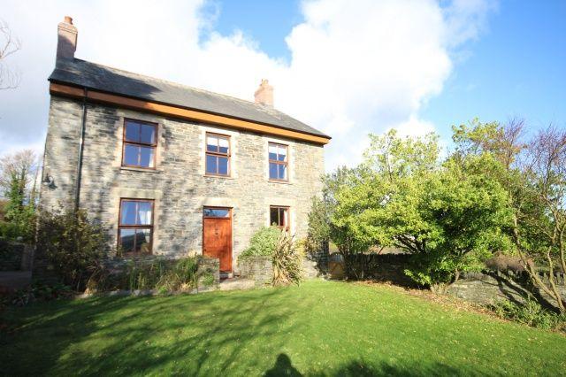 Thumbnail Detached house for sale in Delabole