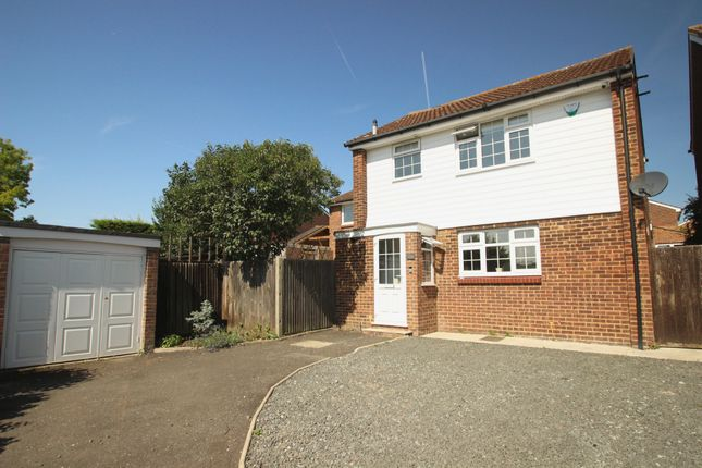 Thumbnail 3 bed detached house for sale in Stapleton Road, Orpington