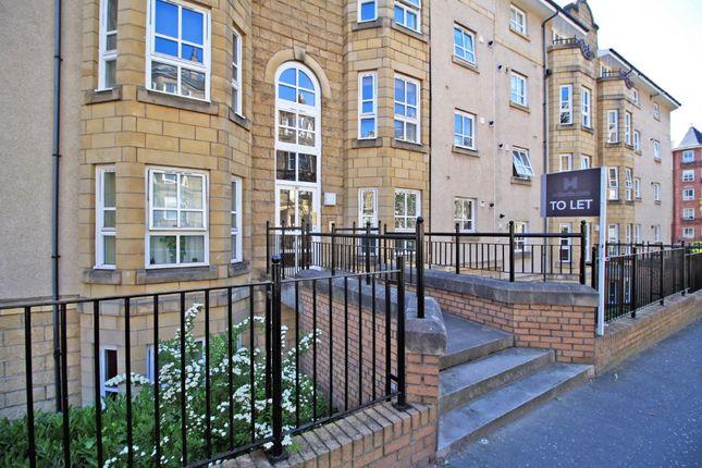 Thumbnail Flat to rent in Mcdonald Road, Edinburgh