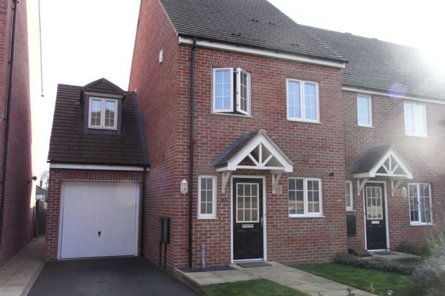 Thumbnail Property to rent in School Drive, Woodley, Reading