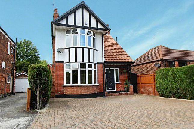 Thumbnail Detached house for sale in Anlaby Park Road South, Hull