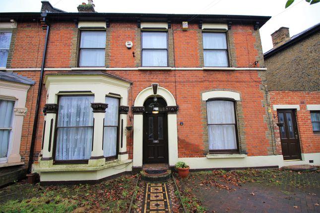 Thumbnail Semi-detached house for sale in Hampton Road, London