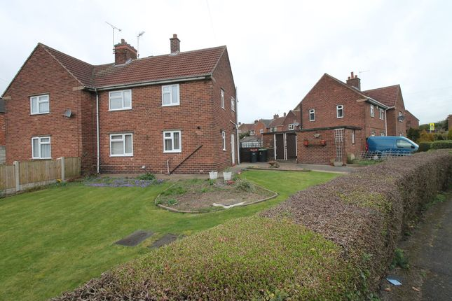Thumbnail Semi-detached house to rent in Byron Avenue, Sutton-In-Ashfield