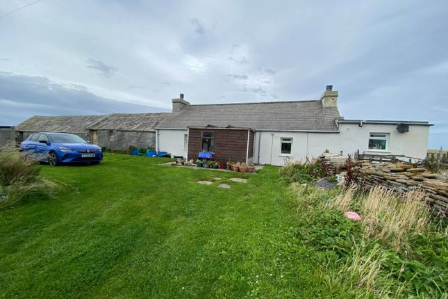 Thumbnail Detached bungalow for sale in East Langamay, Sanday, Orkney