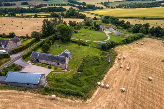 Thumbnail Detached house for sale in Barehillock Steading, Tarland, Aboyne, Aberdeenshire