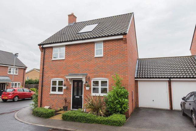 3 bed detached house for sale in Wardens Lane, Irthlingborough, Wellingborough