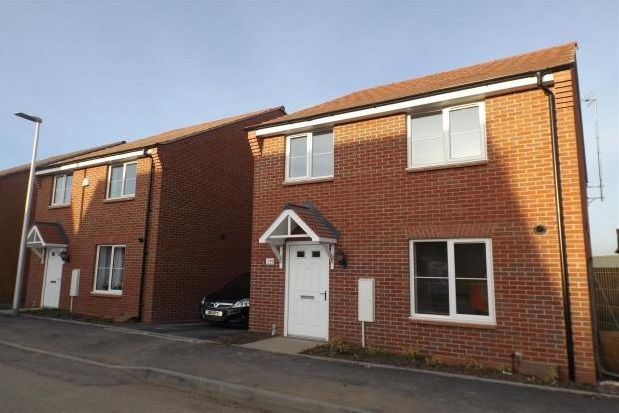Thumbnail Property to rent in Barnaby Road, Rugby