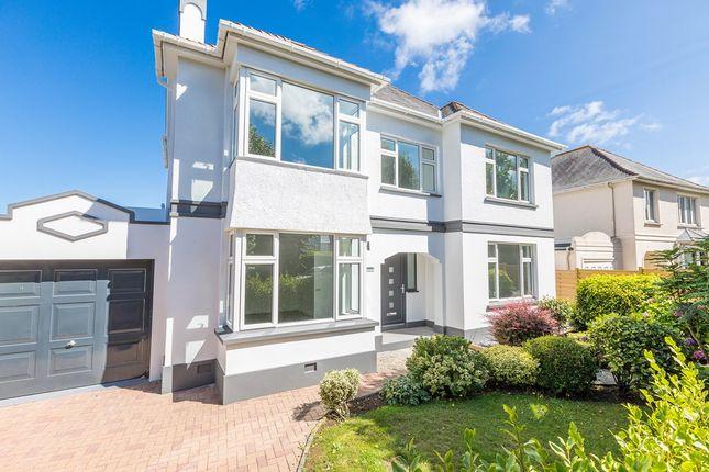 Thumbnail Detached house to rent in Avenue Germain Ville Au Roi, St. Peter Port, Guernsey