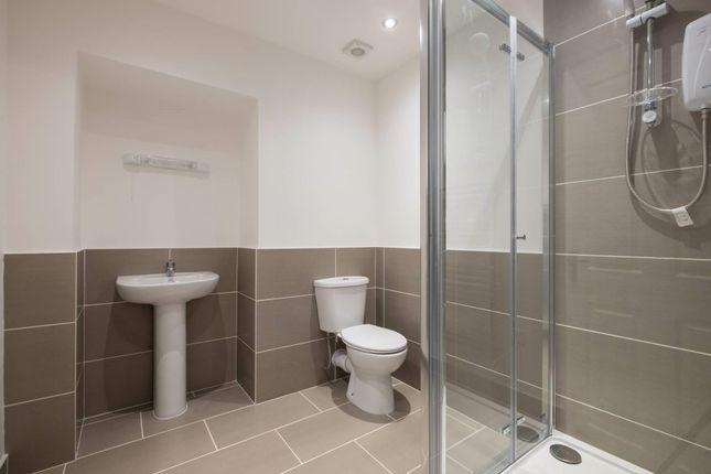 Shower Room of Spencer Parade, Northampton NN1