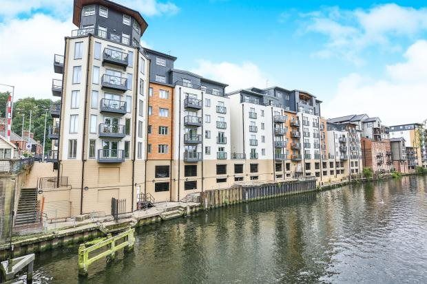 Thumbnail Flat to rent in The Malt House, King Street, Norwich