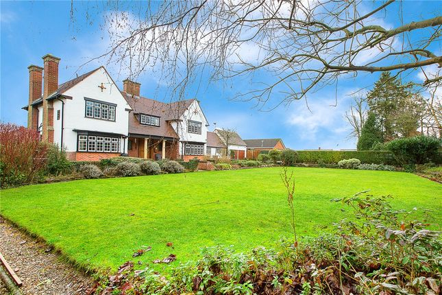 Thumbnail Detached house for sale in Harrowden Road, Wellingborough, Northamptonshire