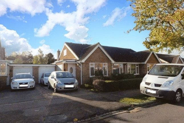Thumbnail Bungalow for sale in Princes Road, Bromham