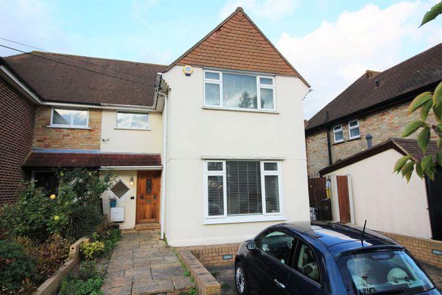 Thumbnail Semi-detached house for sale in Alexandra Road, Benfleet