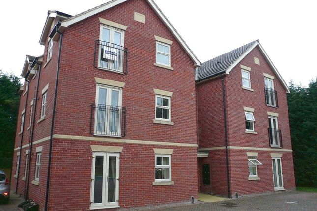 2 bed flat to rent in Cherry Trees, Carr Lane, Bessacarr, Doncaster DN4