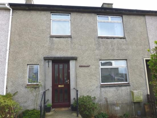 Thumbnail Terraced house for sale in Mull Avenue, Port Glasgow