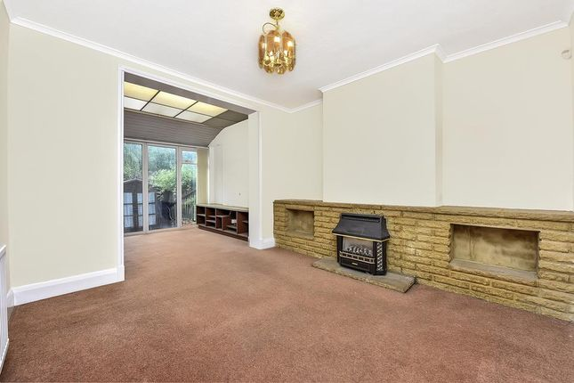 Thumbnail End terrace house to rent in Selworthy Road, London