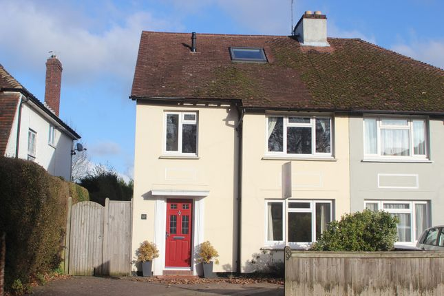 Thumbnail Semi-detached house for sale in Yew Tree Road, Tunbridge Wells