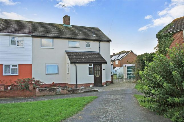 Thumbnail Semi-detached house for sale in Shepway, Kennington, Ashford, Kent