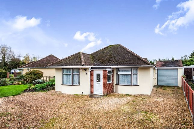 Thumbnail Detached bungalow for sale in Stonebridge Road, Steventon, Abingdon
